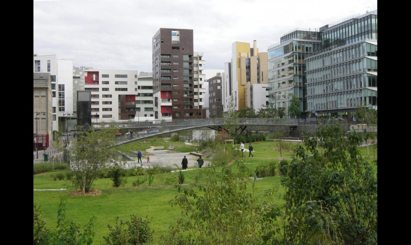 Jardins des Grands Moulins - Abbé Pierre