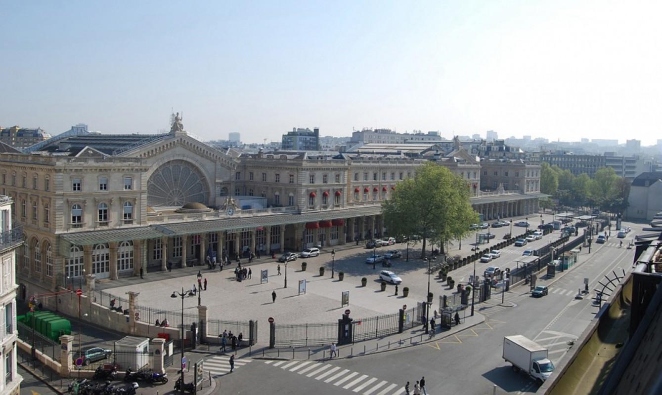 Réaménagement de la gare de Paris Est
