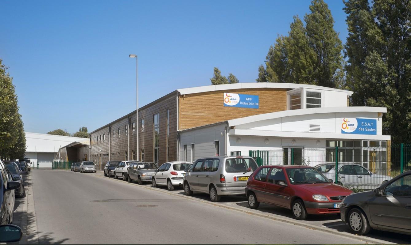 Centre d'aide par le travail et atelier protégé
