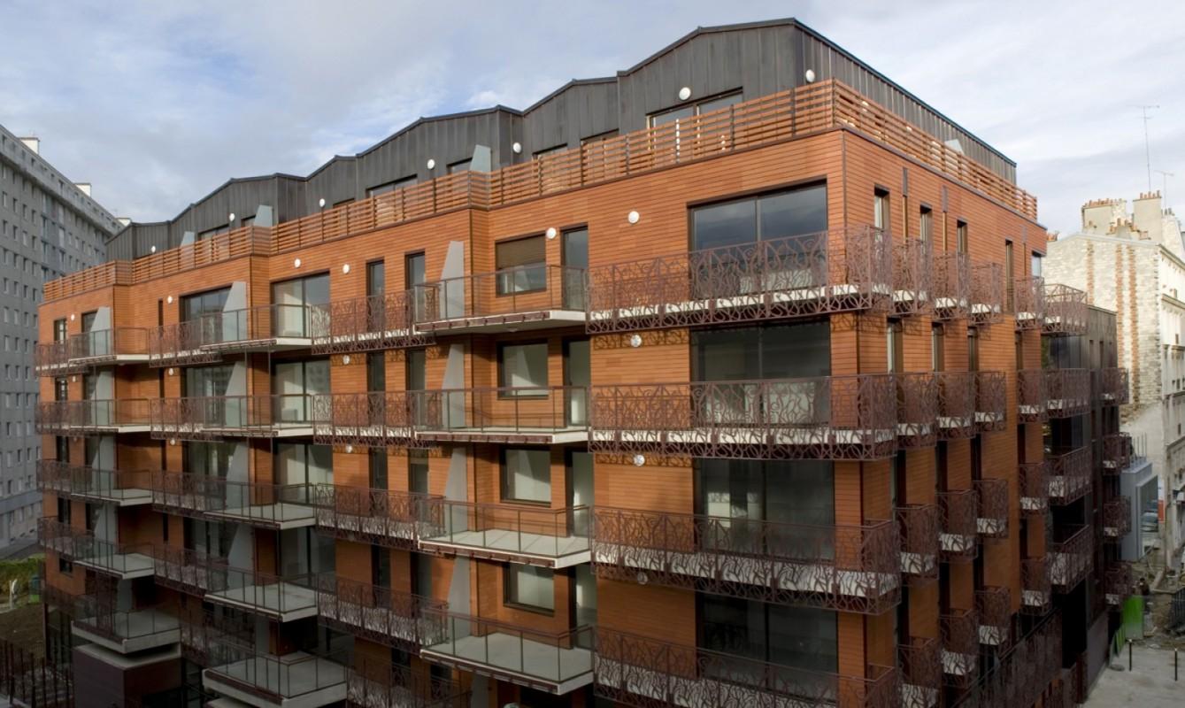 45 logements locatifs
