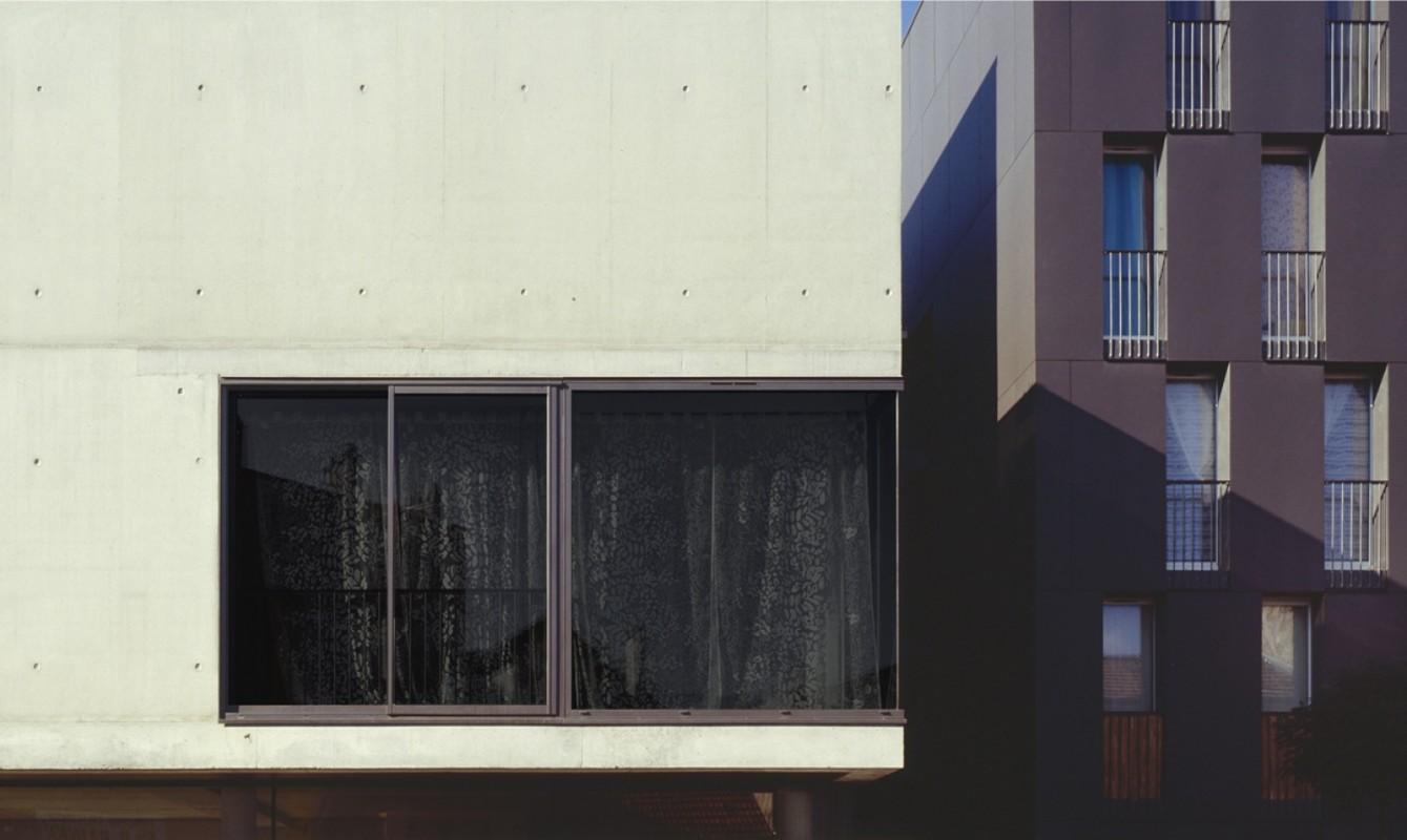 27 logements sociaux et une salle de quartier