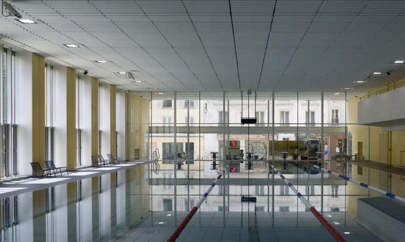 Centre sportif Alfred Nakache
