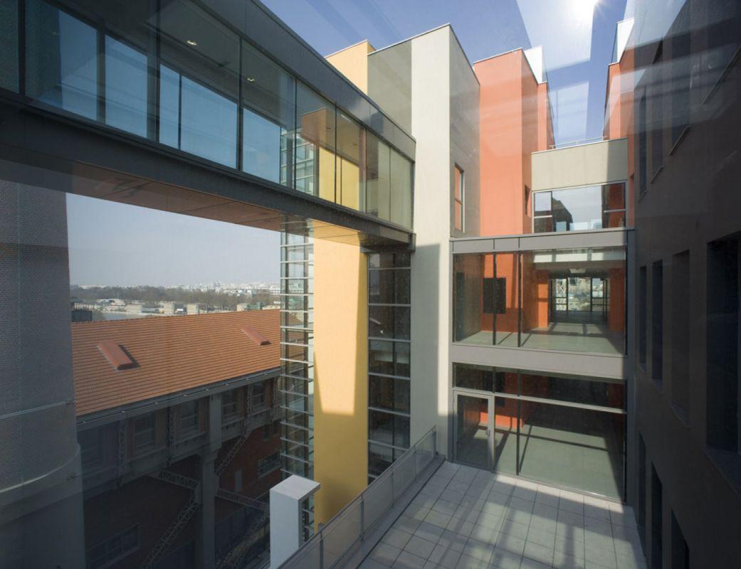 Ecole Nationale Supérieure d'Architecture de Paris Val de Seine