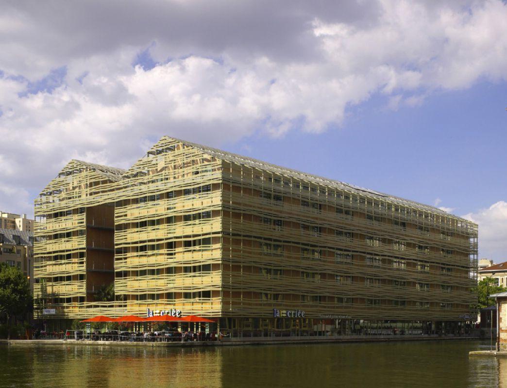 Hôtel Quai de Seine