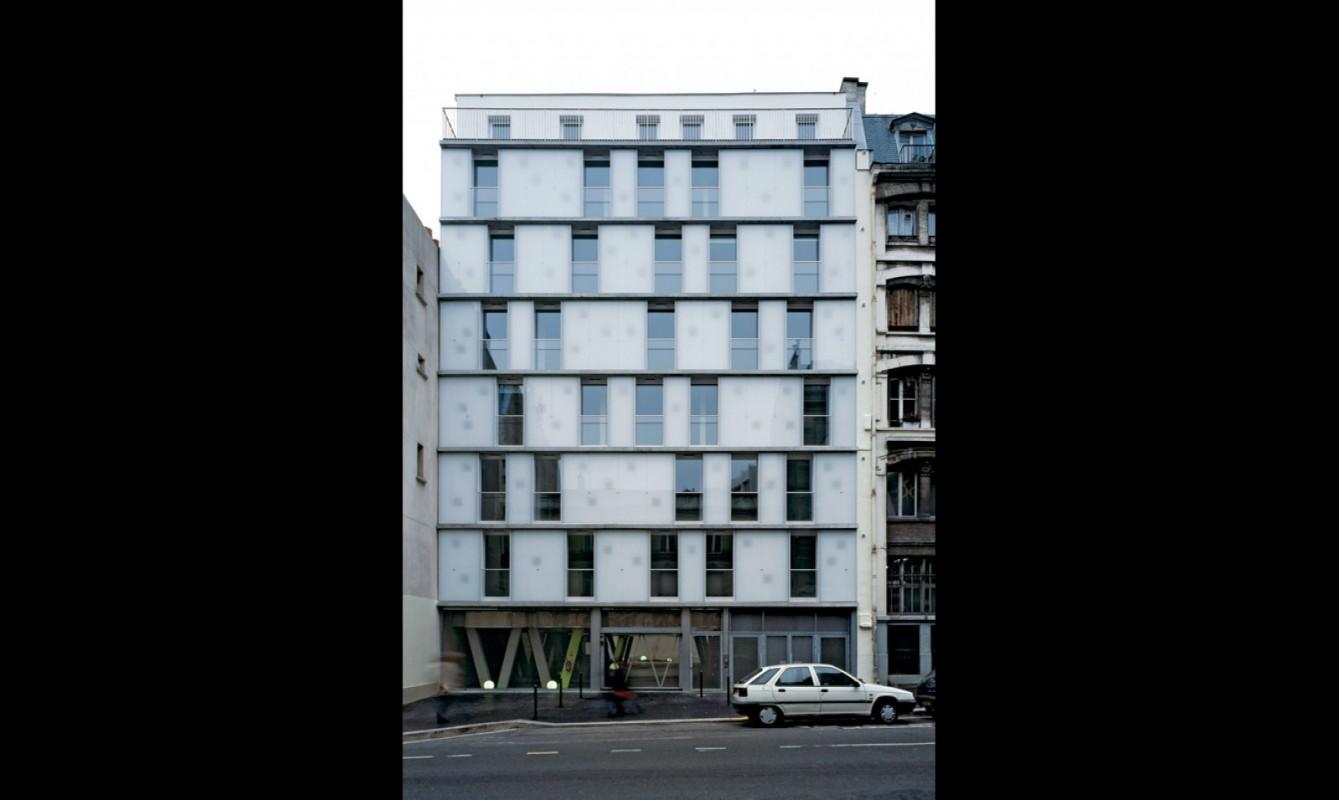 Logements Louis Blanc