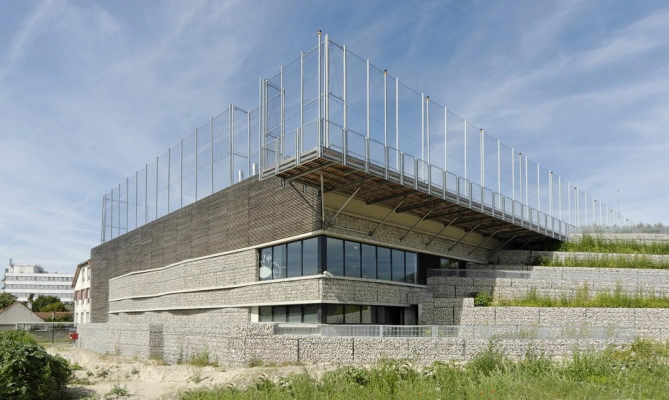 Centre sportif du Mont-Valérien