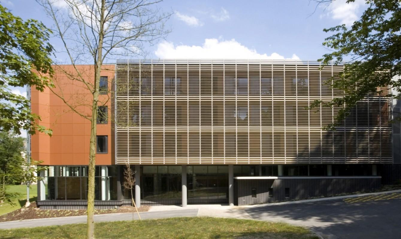 3 secteurs de psychiatrie adultes et cuisine centrale Centre hospitalier d'Orsay