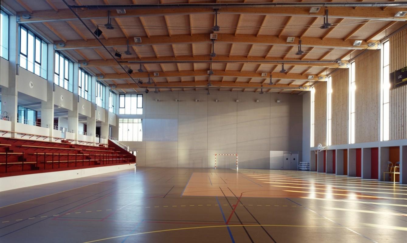 Stade Bergasoli - Parc des sports et de loisirs Michel-Richard