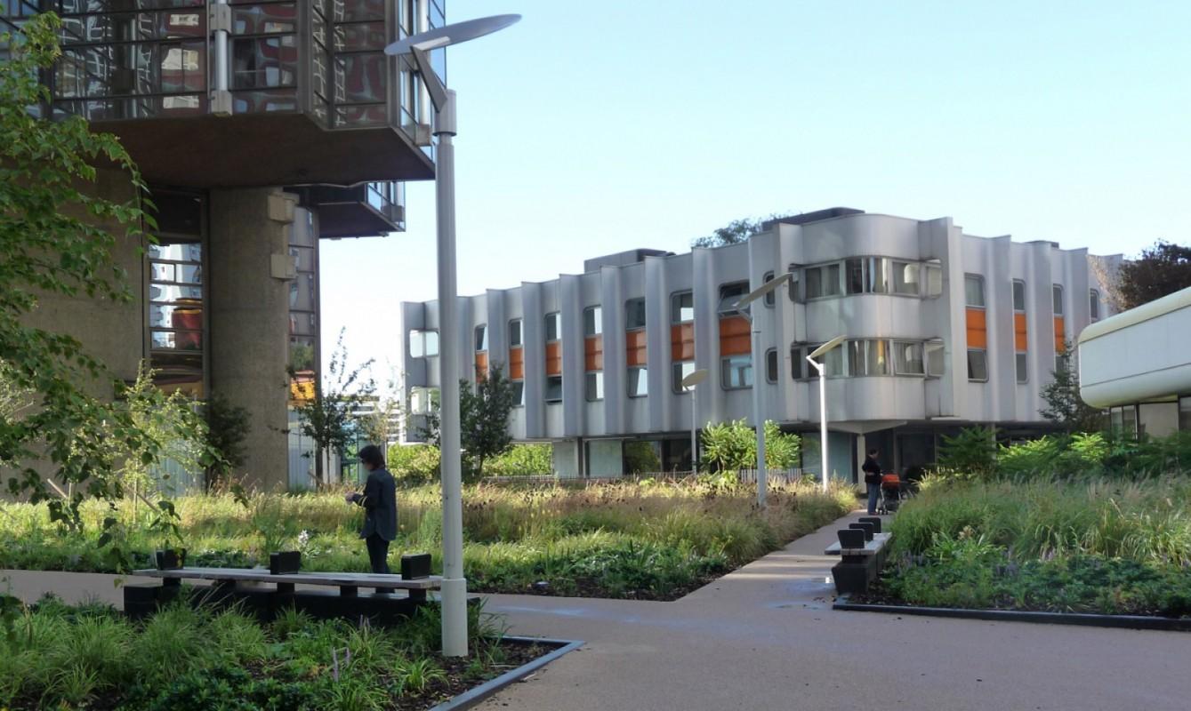 Rénovation et sécurisation de la dalle piétonne du Front de Seine - Phase 1