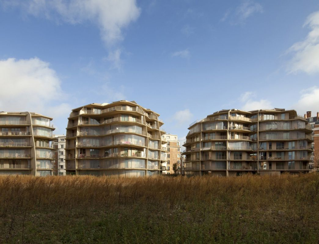 100 logements sociaux - Hérold