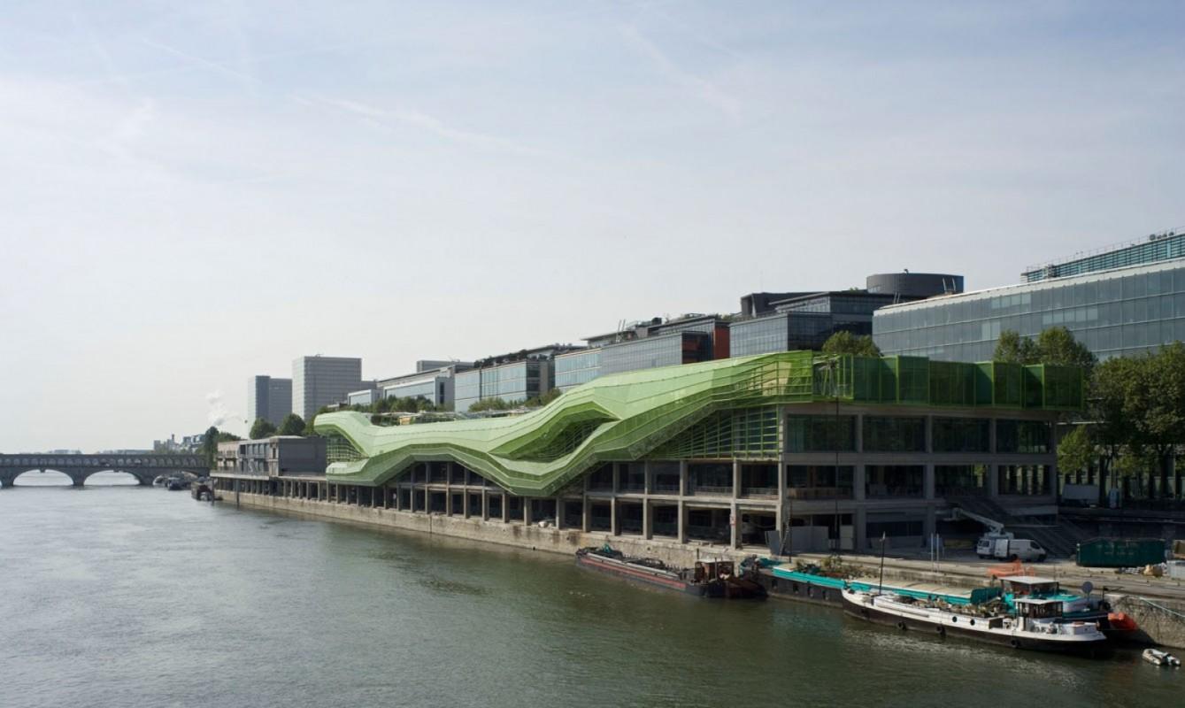 Docks en Seine - Cité de la Mode et du Design