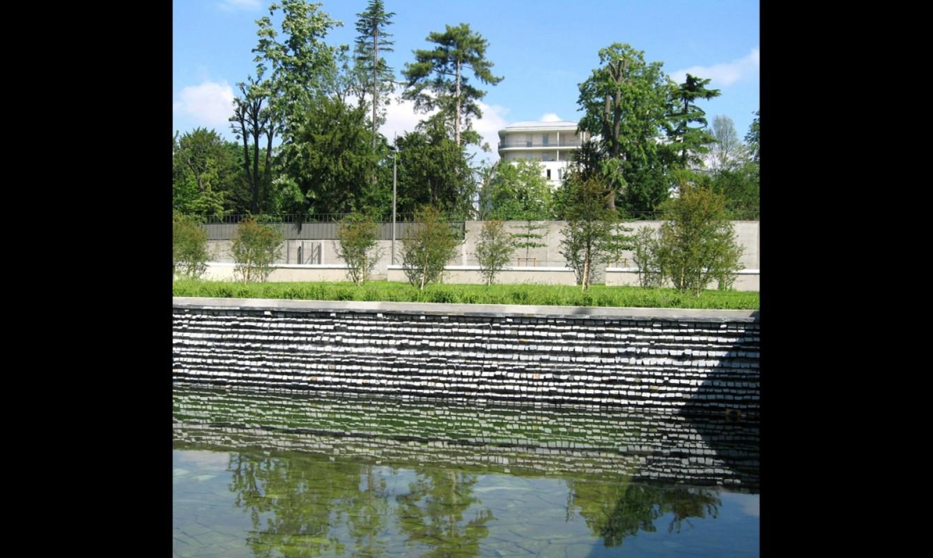 Jardins du Musée d'art contemporain du Val-de-Marne
