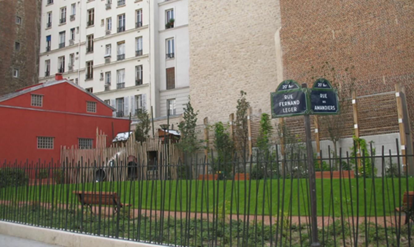 Le jardin Jacques Grynberg