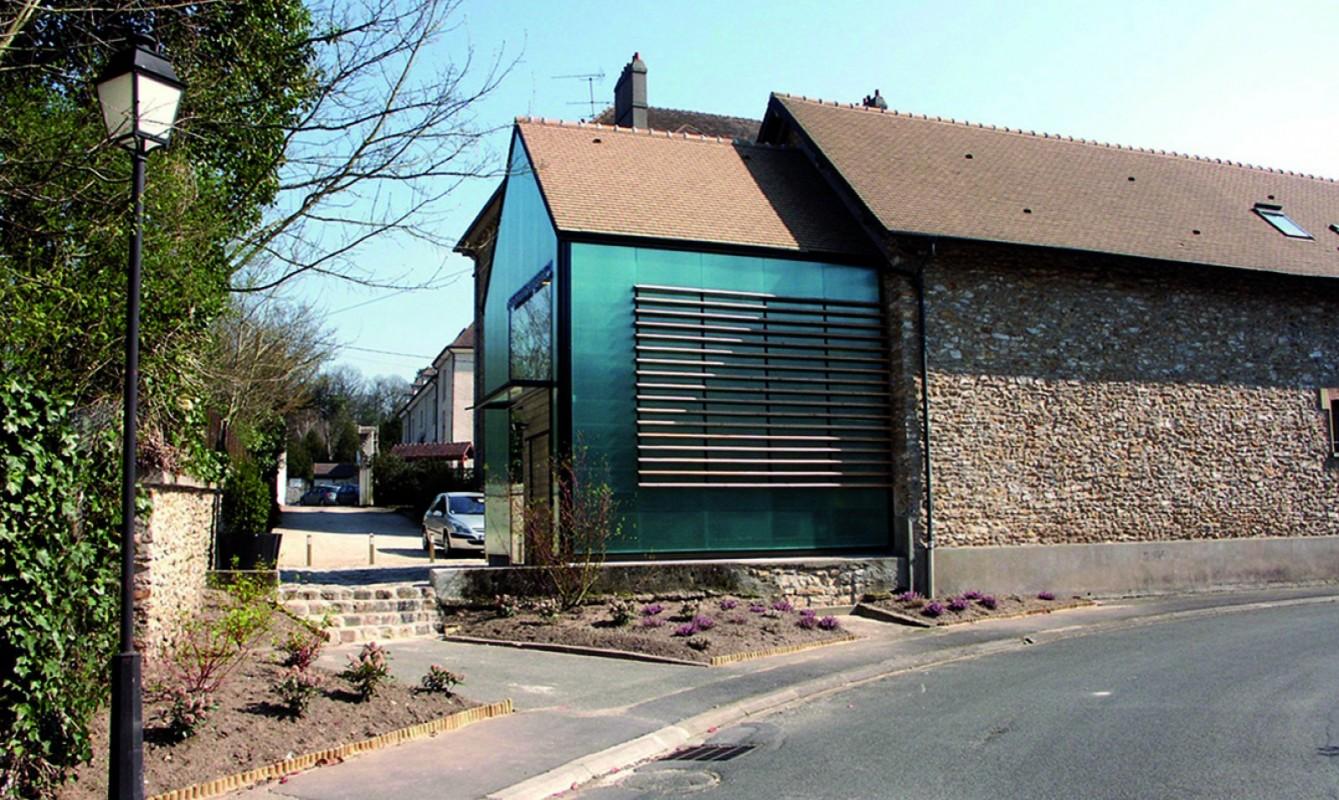 Bibliothèque de Rochefort-en-Yvelines