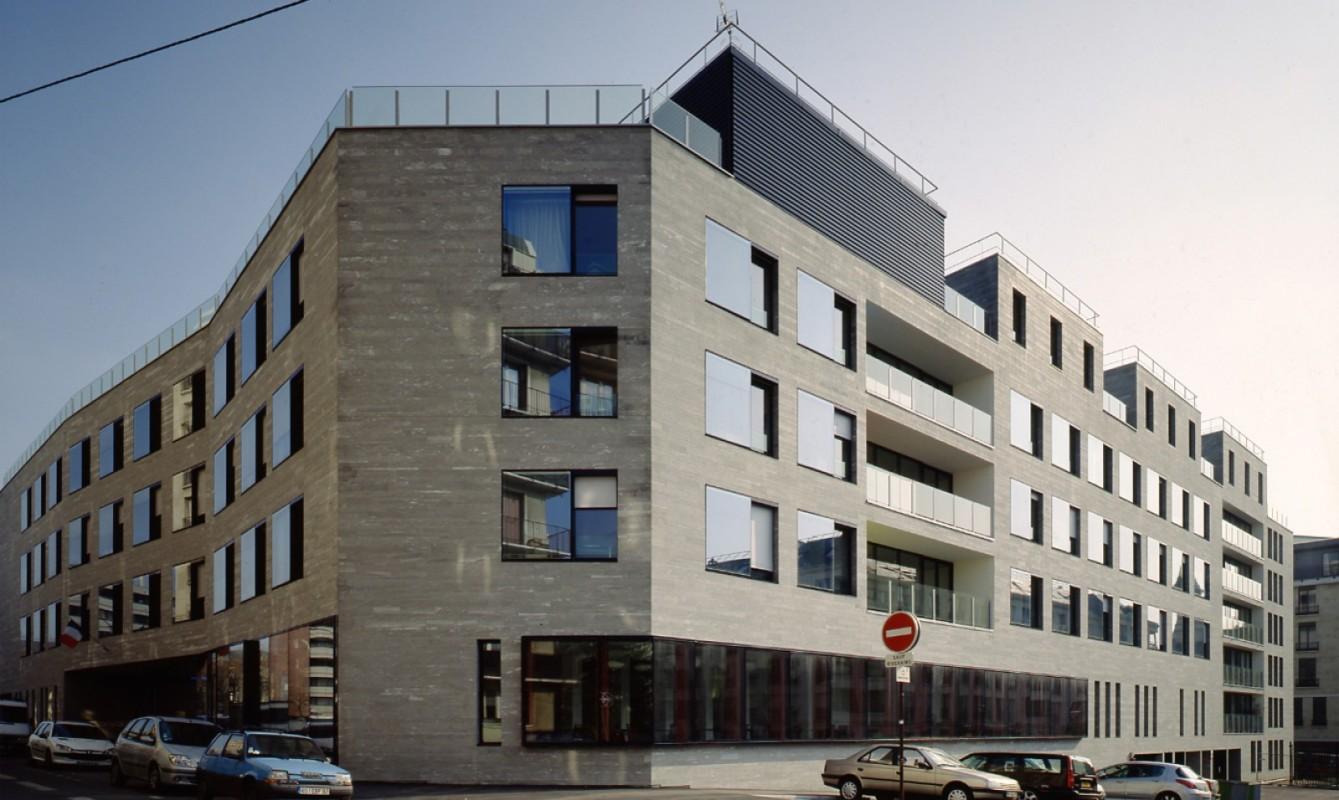 Lasserre (EHPAD et logements)
