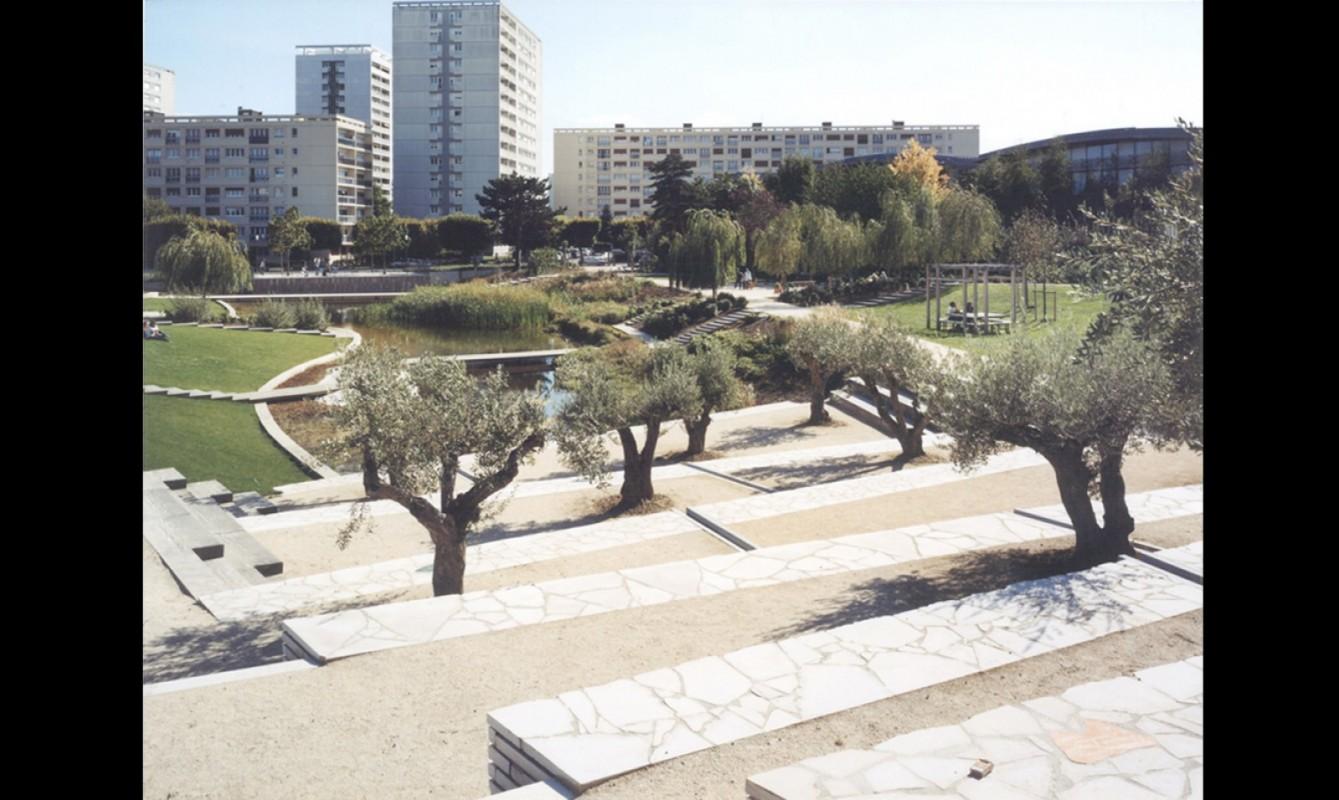Les Terrasses du Soleil (Parc Grignon)