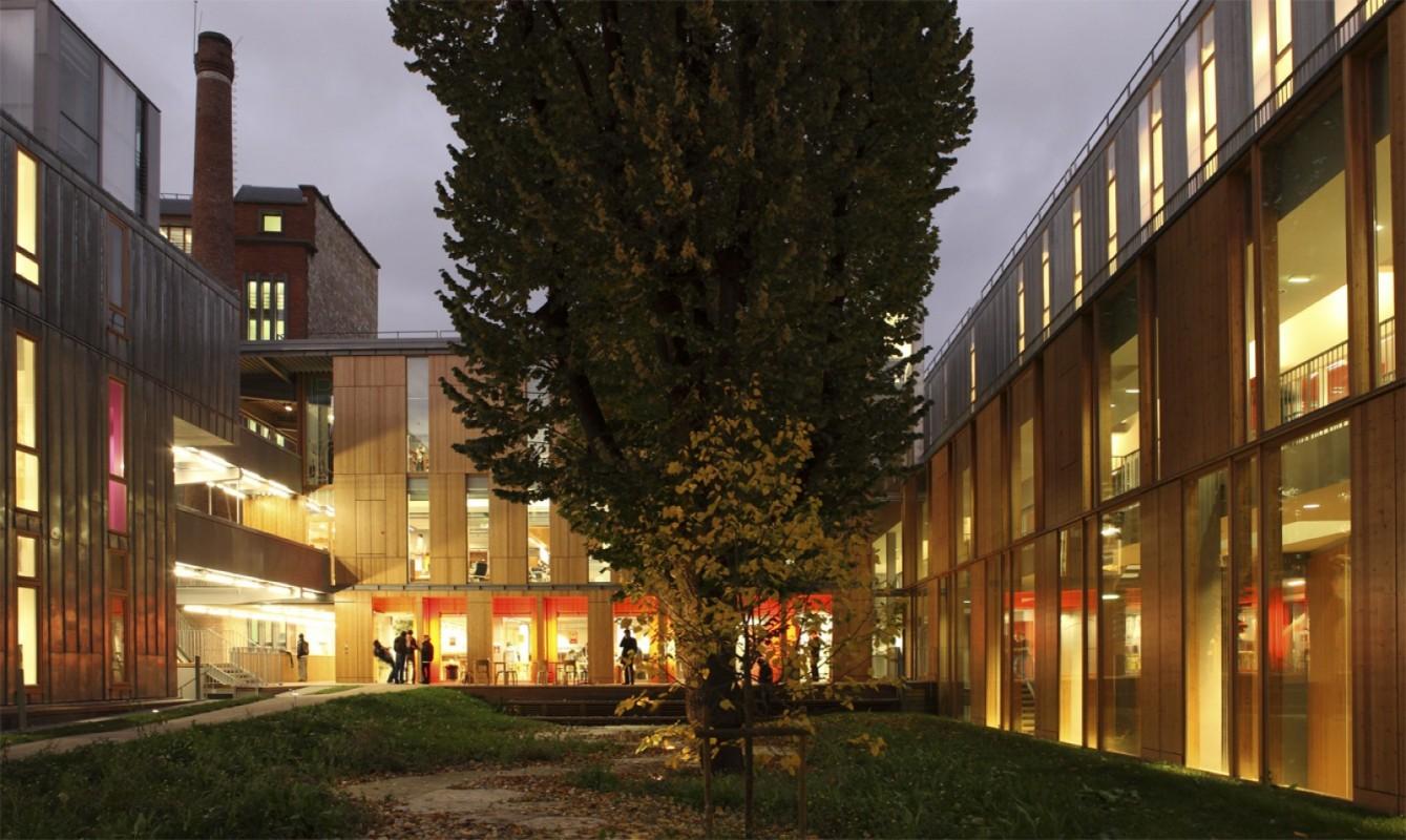Ecole Nationale Supérieure d'Architecture de Paris-Belleville (ENSAPB)