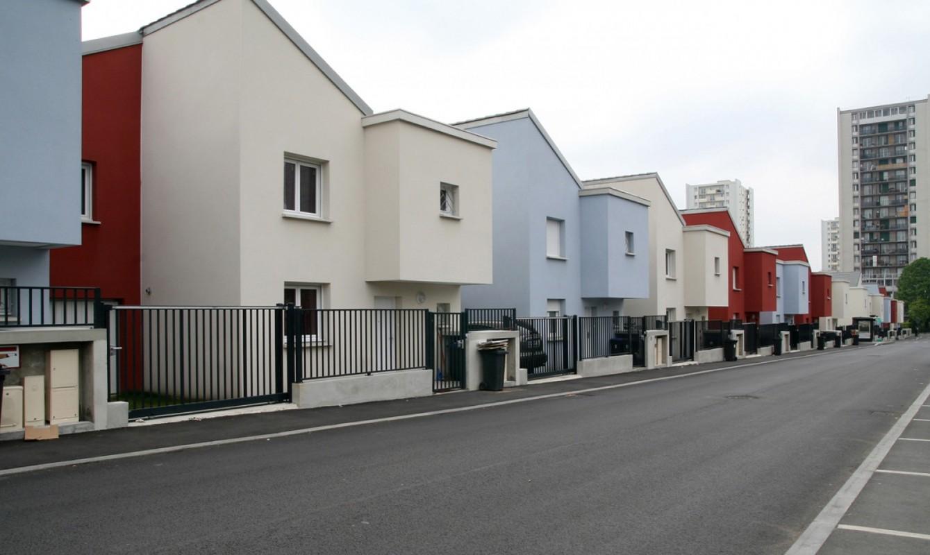 15 maisons individuelles