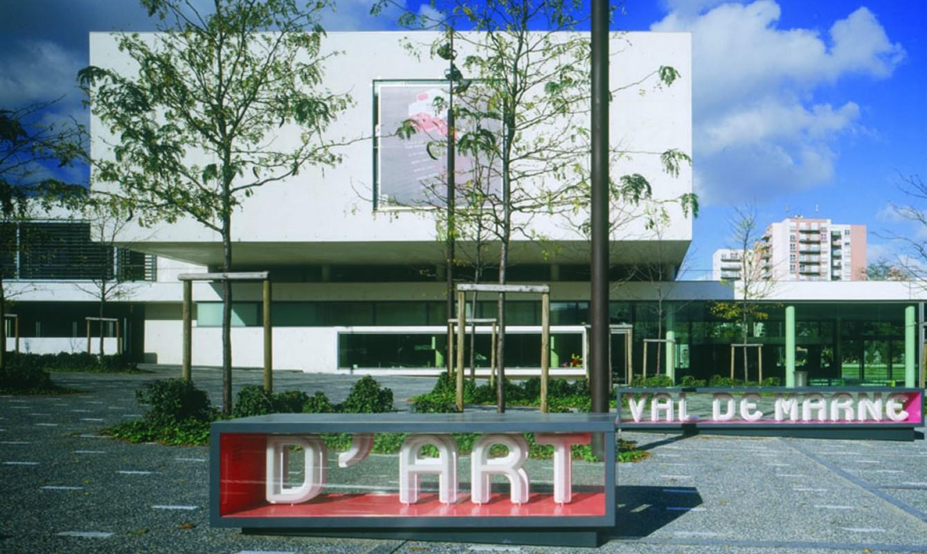 Mac Val / Musée d'art contemporain du Val-de-Marne