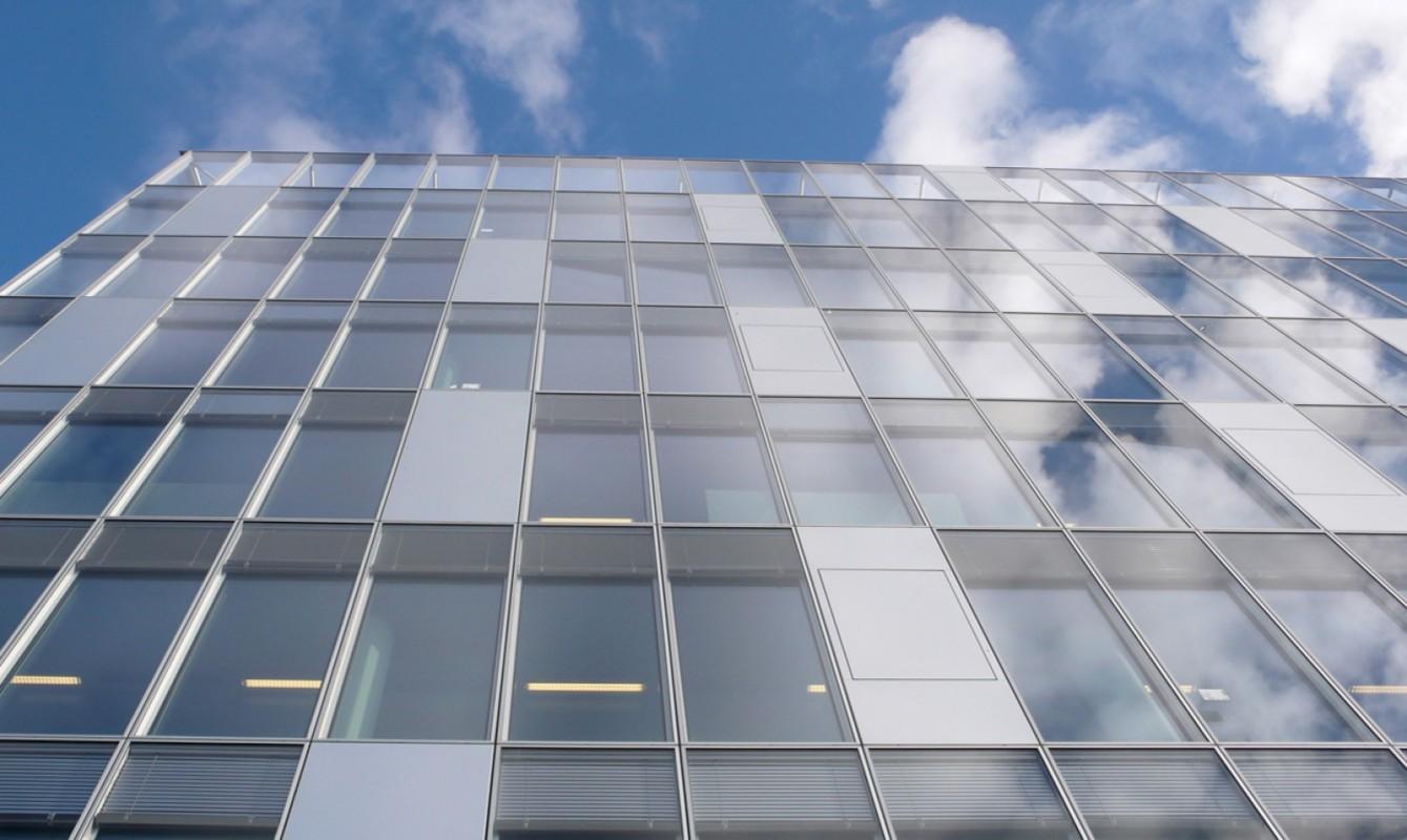 Immeuble de bureaux Visium