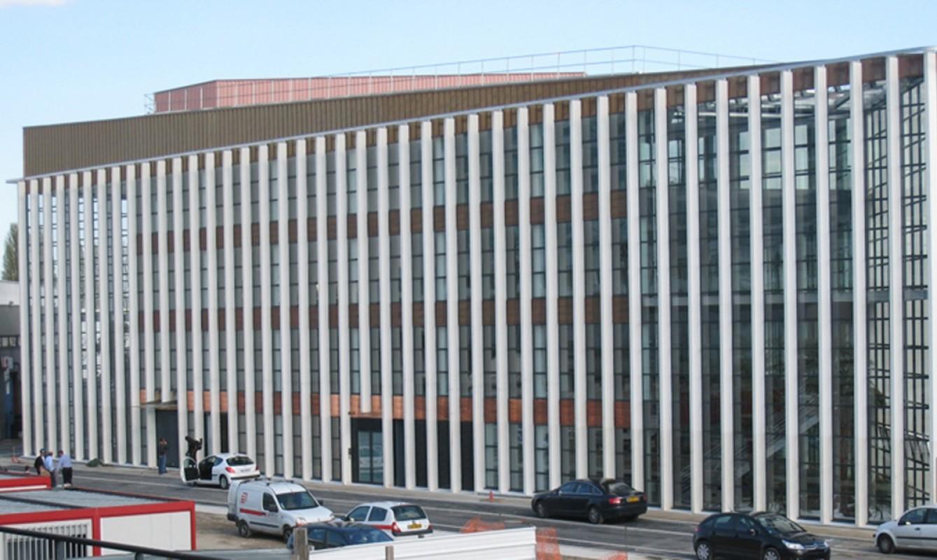 Immeuble de bureaux Aequo