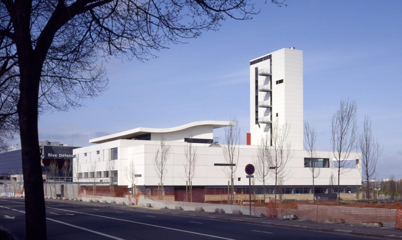 Centrale de production Noel Pons