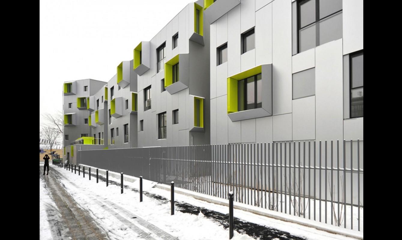 63 logements