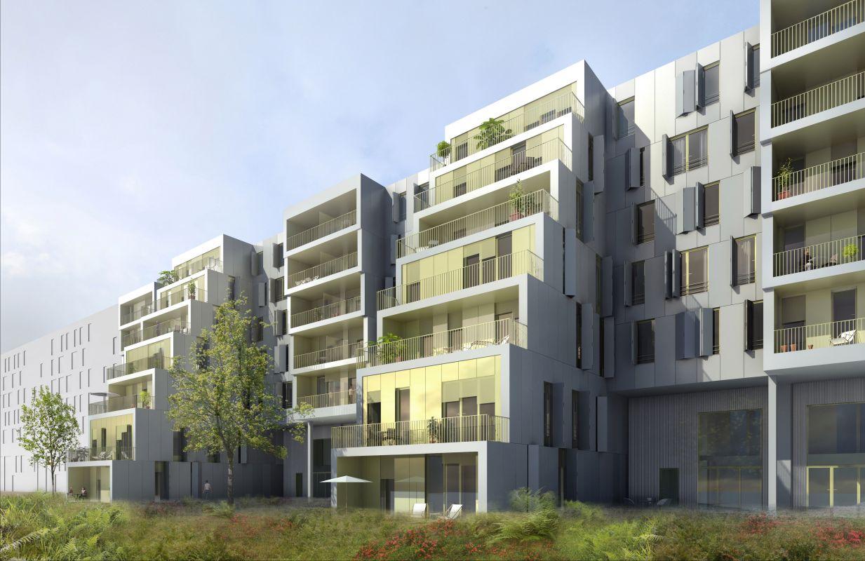 90 logements
