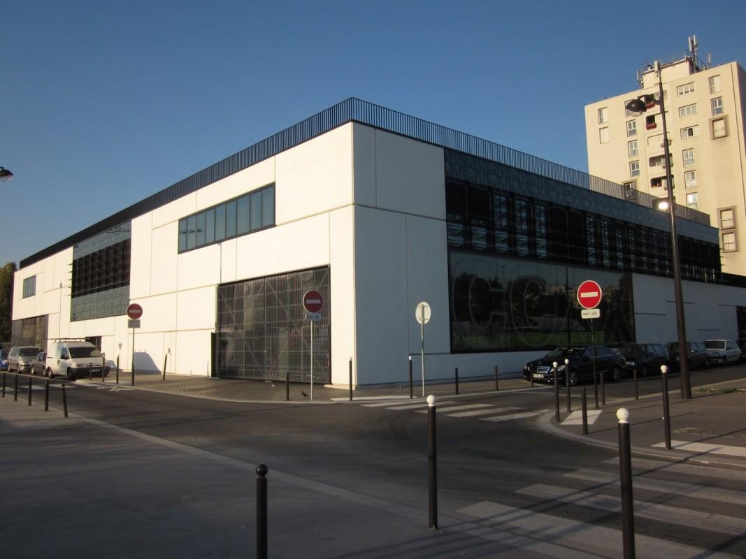 Cuisine centrale des écoles du XXè arrondissement