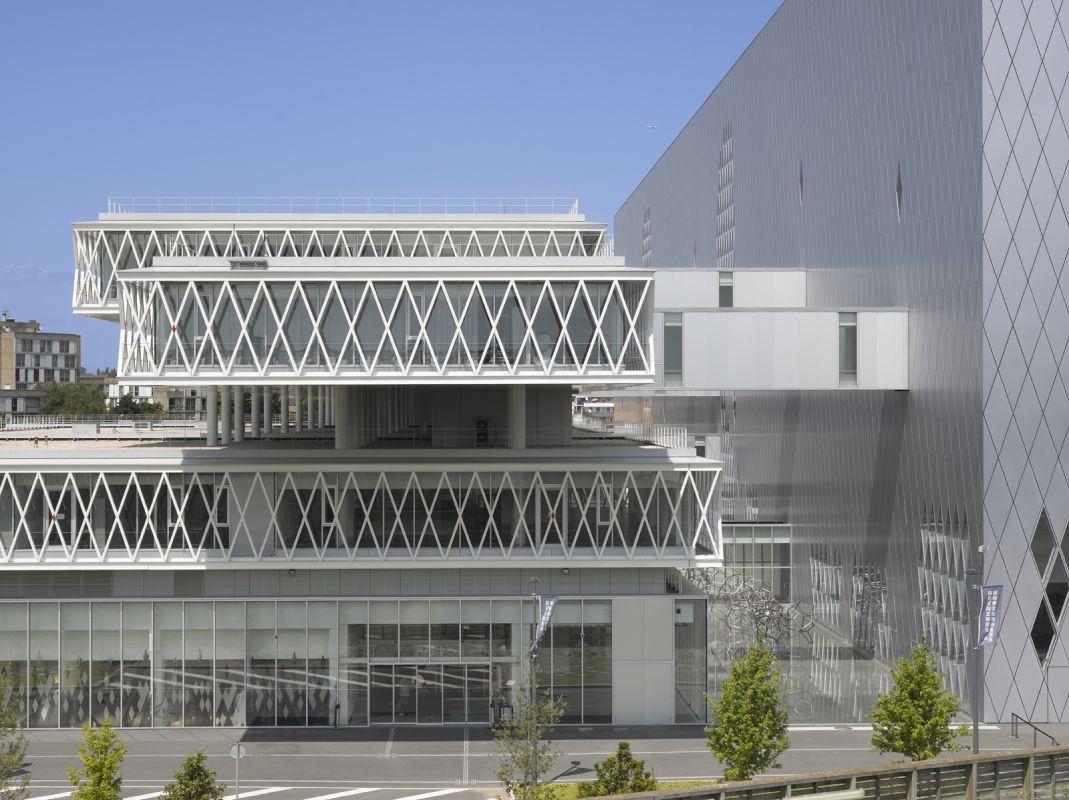 Nouveau centre des Archives nationales