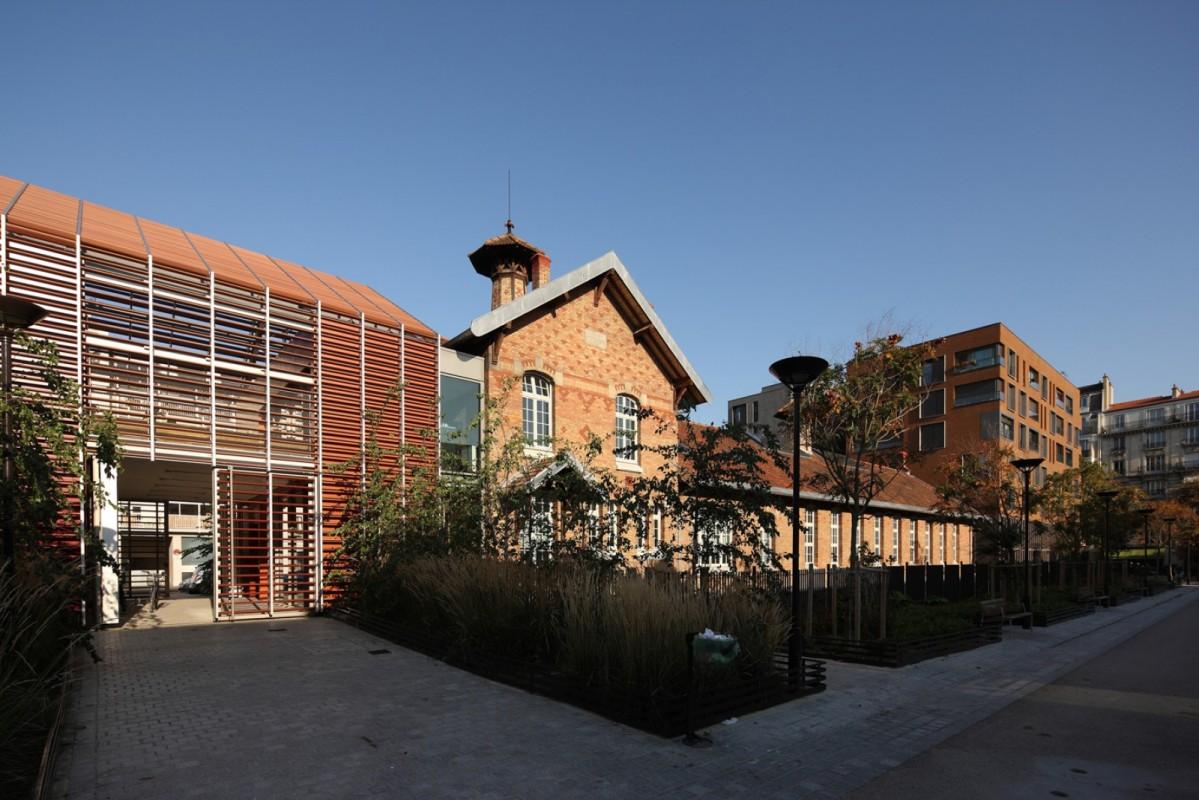 Crèche et institut médico-éducatif