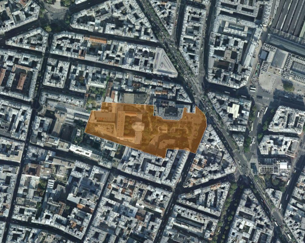 Hôpital Saint-Lazare