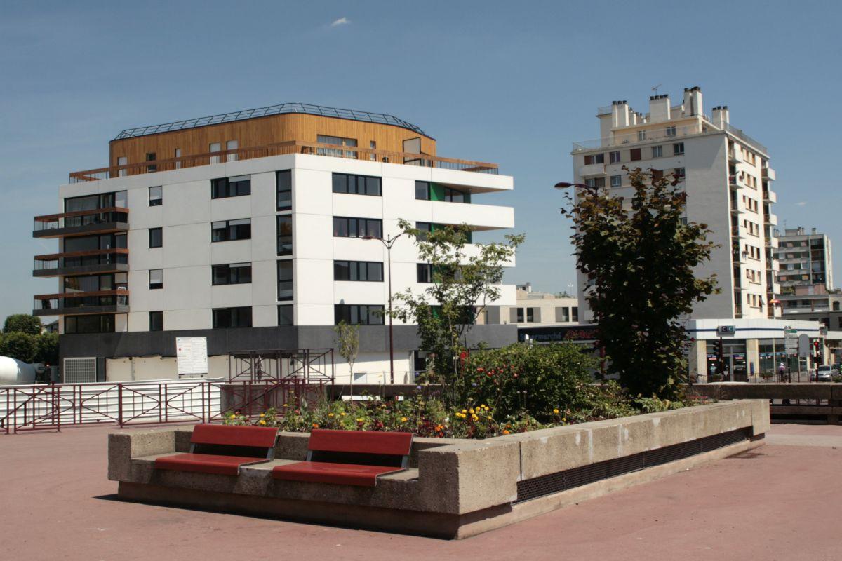 Ecoquartier De Lattre Tassigny