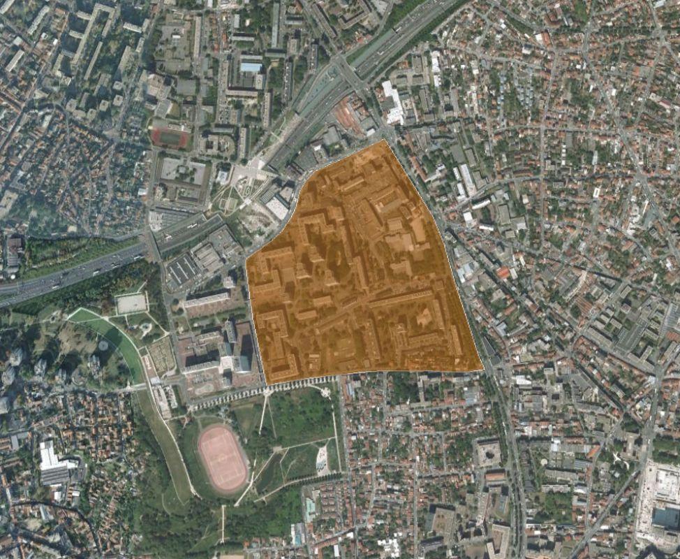 Quartier de La Noue