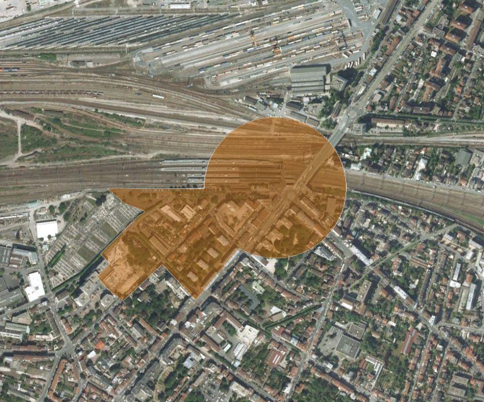 Gare de Noisy