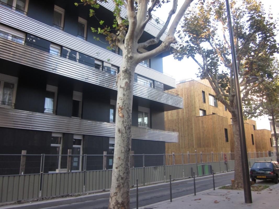 Logements rue Rebière