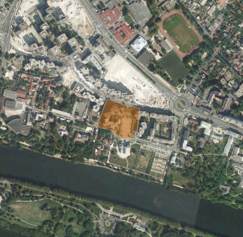 Requalification de l'Esplanade de l'Hôtel de ville