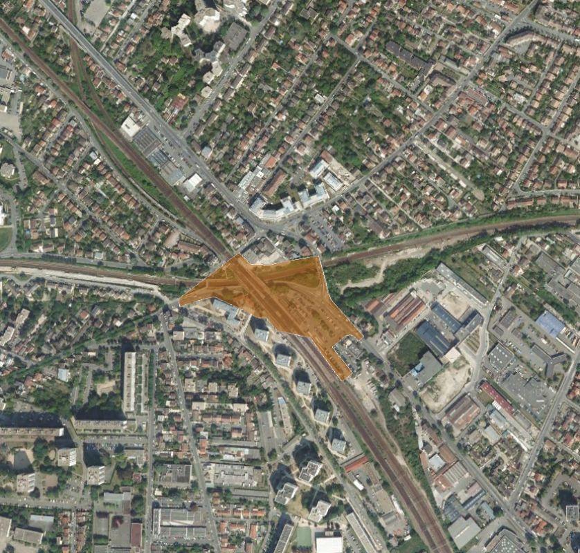 Future gare Tangentielle Nord 2014