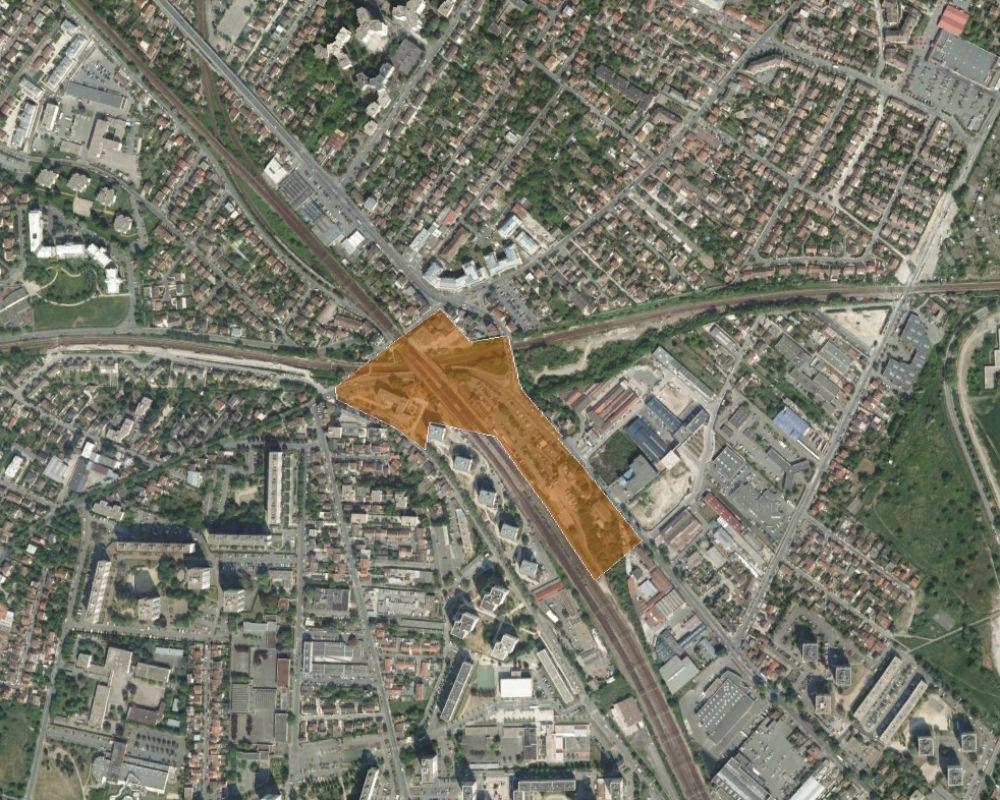 Pôle Gare Epinay-Villetaneuse