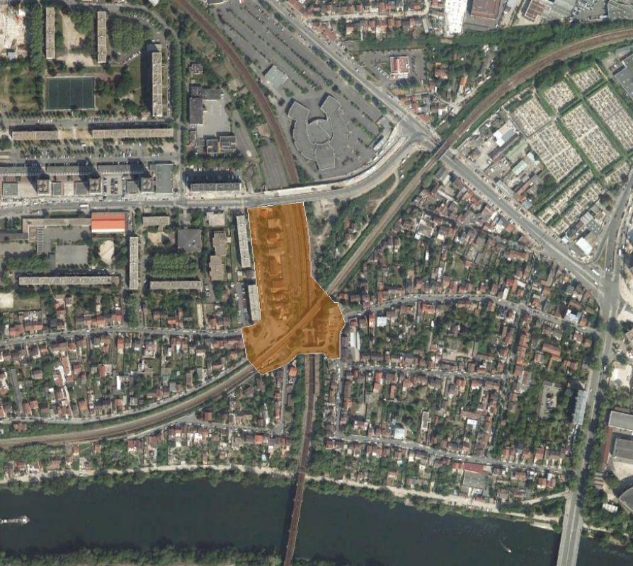 Future gare Tangentielle Nord - Orgemont