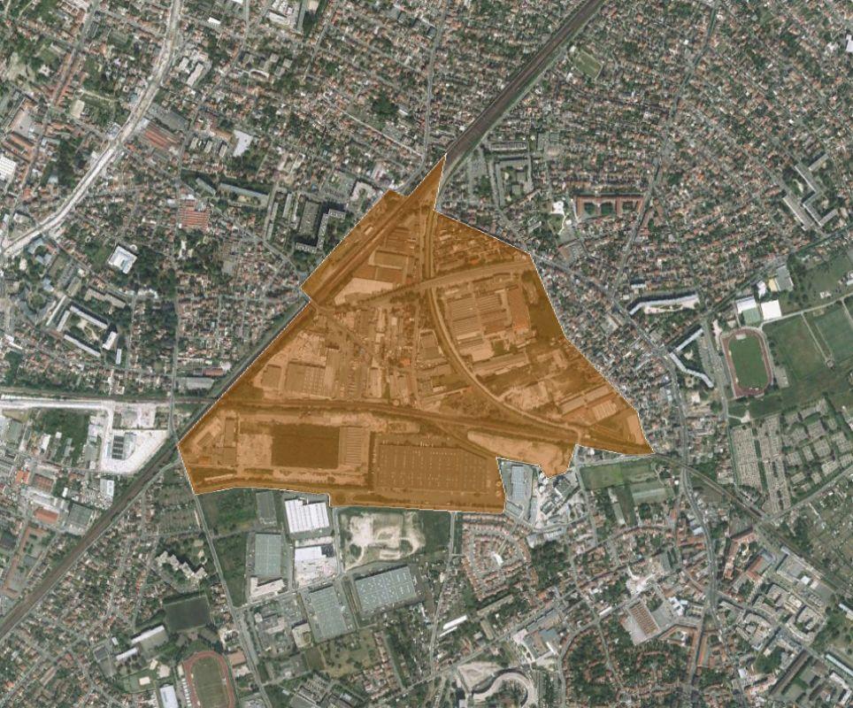 Pierrefitte 2 - Triangle ferroviaire