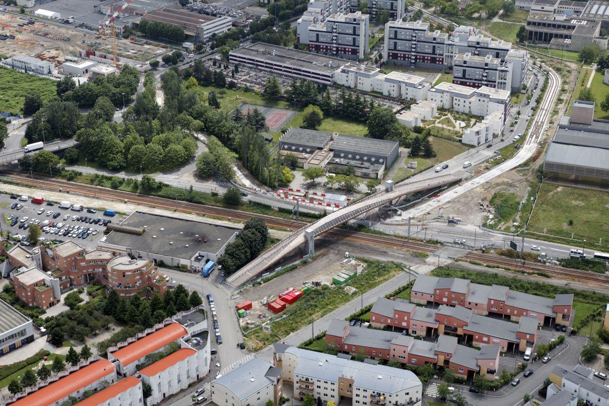 Projet universitaire et urbain