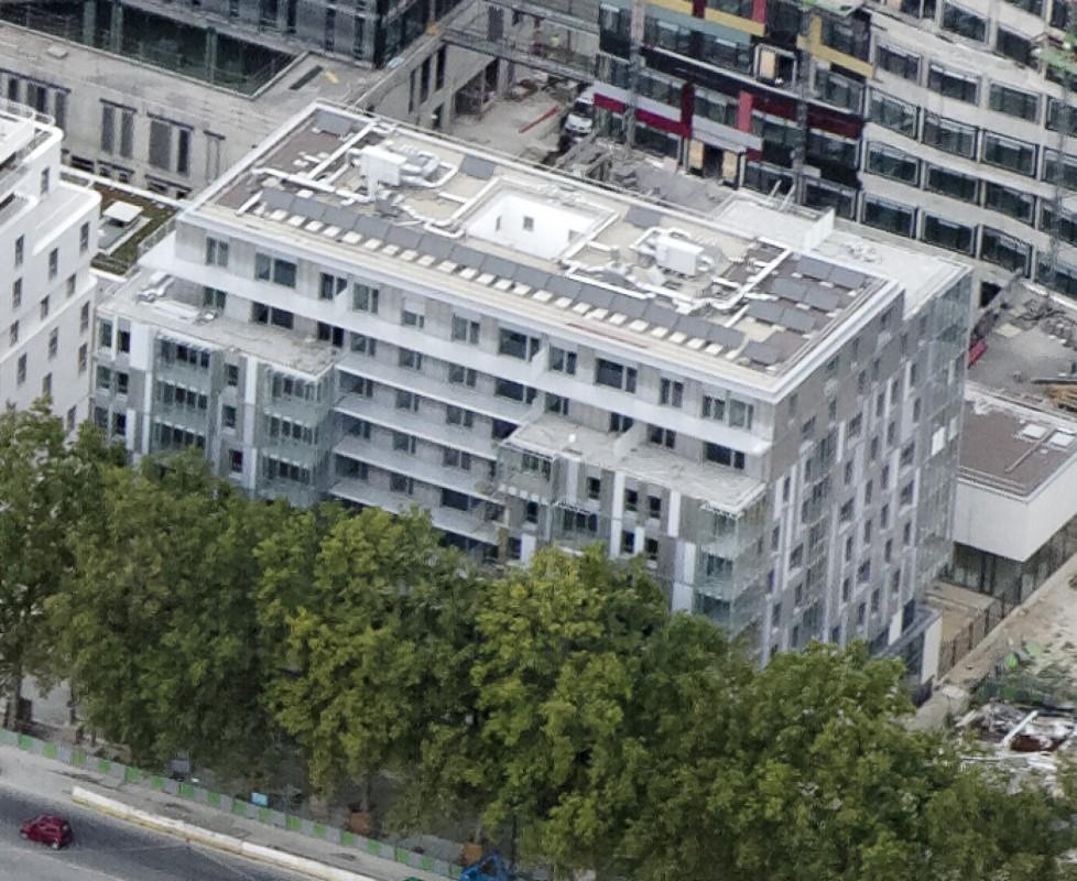 Habitation ZAC Claude Bernard