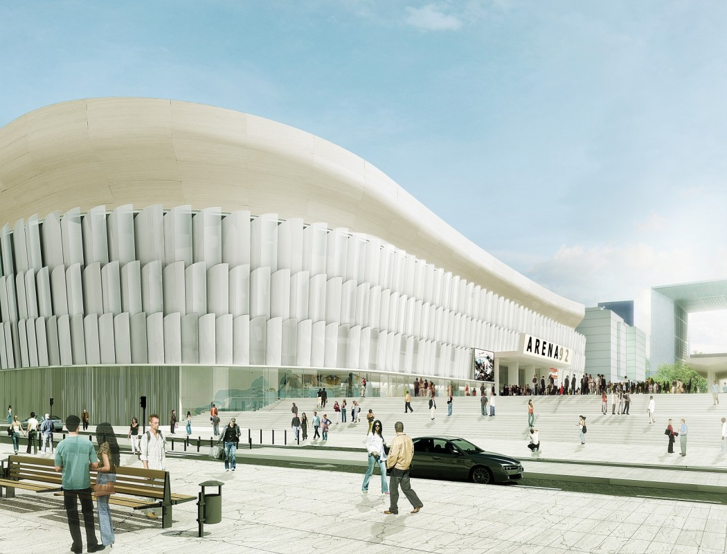 Complexe sportif et culturel Arena