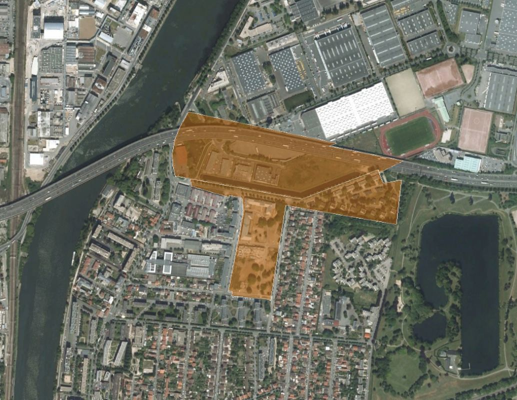 Extension Val De Seine