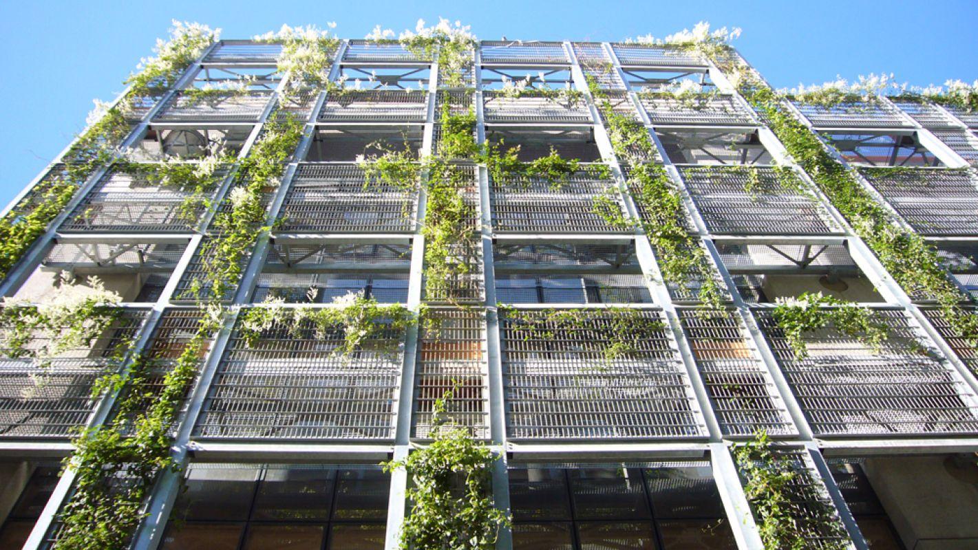 Hôtel industriel Masséna : pôle de biotechnologies