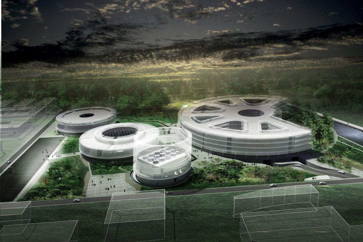 Centre Recherche & Développement EDF