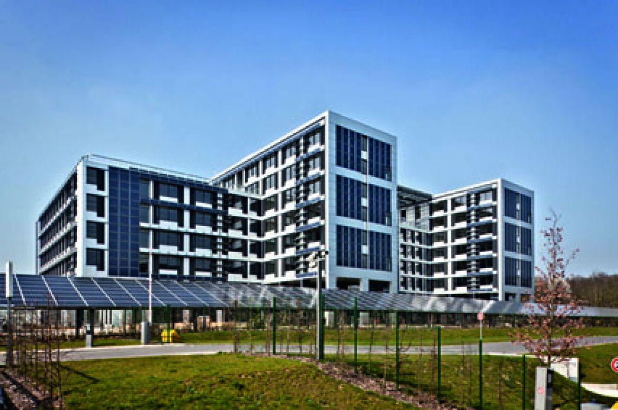 Green Office® – Immeuble tertiaire à énergie positive
