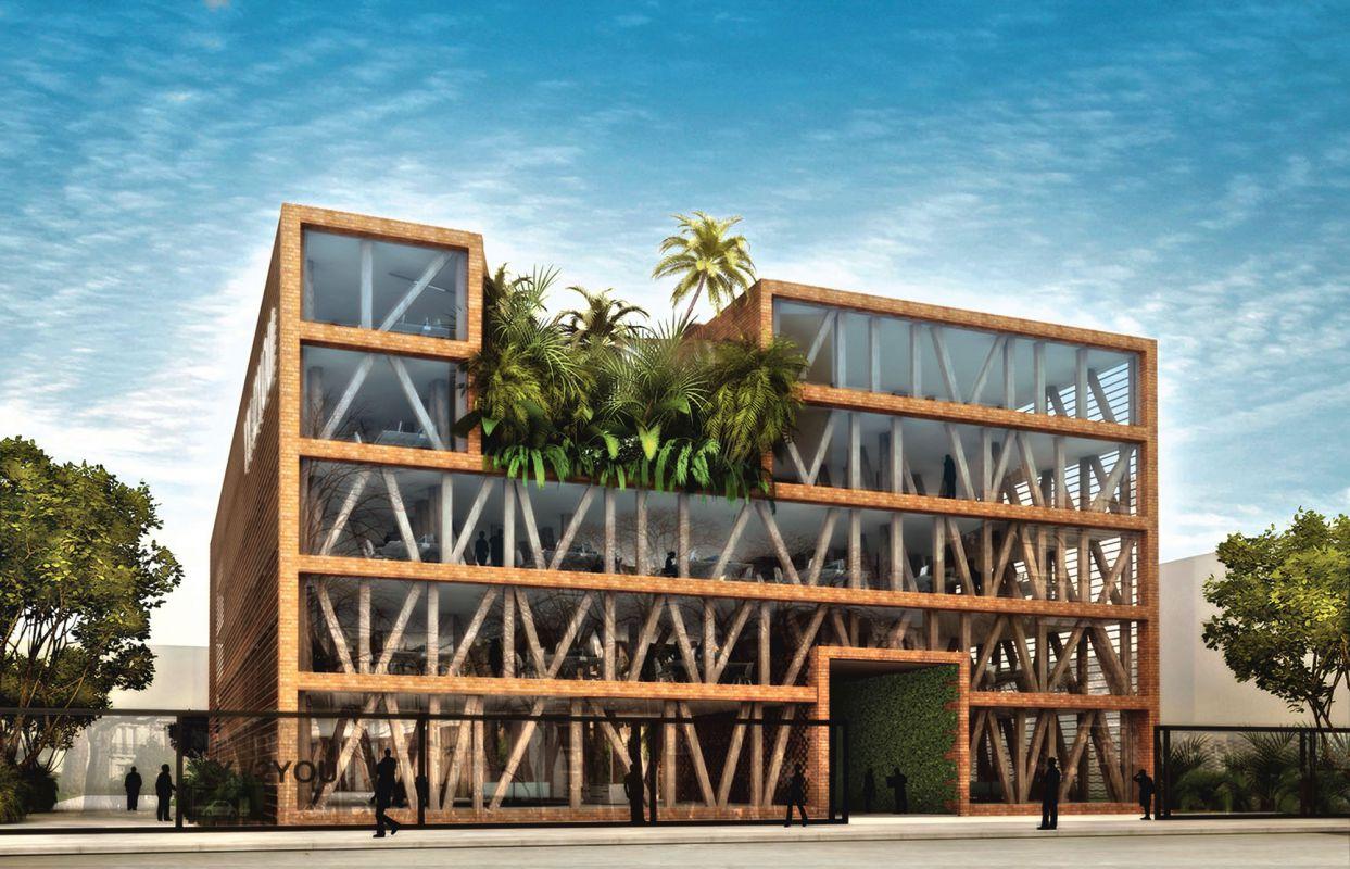 Immeuble Phénomène E+