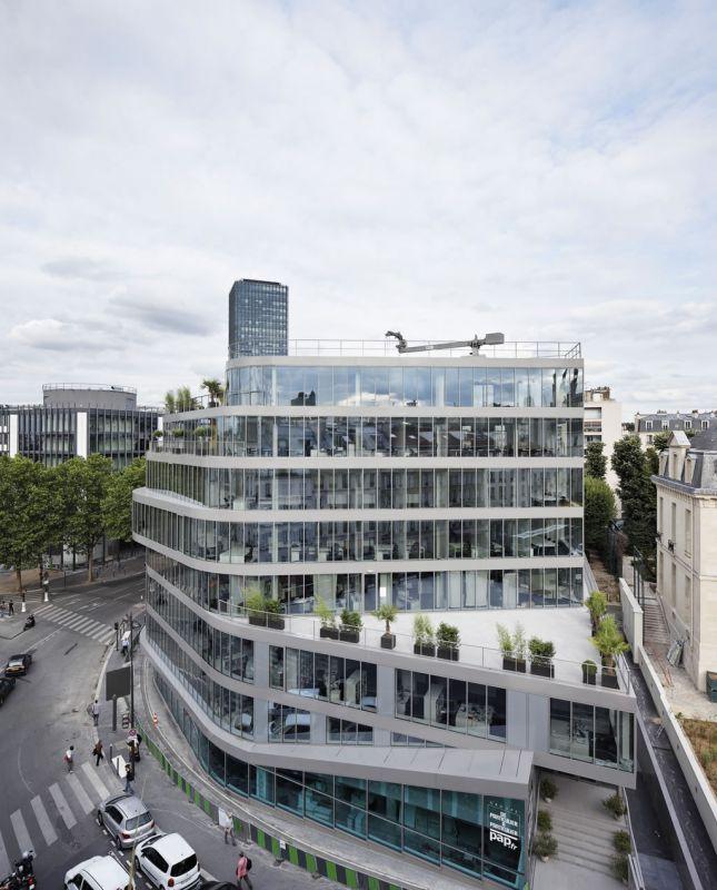 Immeubles de bureaux Cardinal-Lemoine